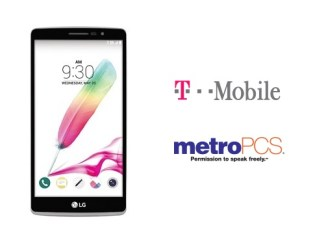 T-Mobile and MetroPCS LG G Stylo