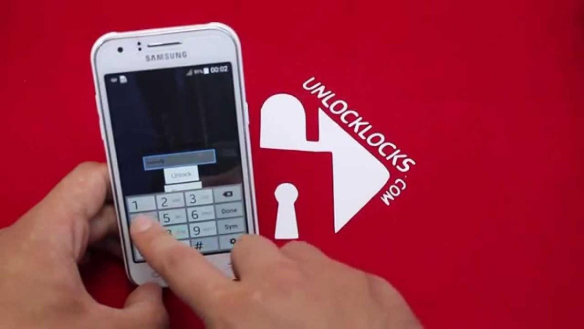 How To Unlock SAMSUNG Galaxy J3 & J3 (2016) by Unlock Code