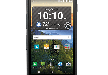 How To Unlock AT&T Kyocera DuraForce XD (E6790) by Unlock Code.