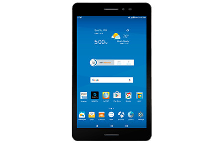 How To Unlock an AT&T Trek 2 HD tablet (K88) by Unlock Code.