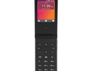 ZTE T21 (Also known as Telstra Flip 2)