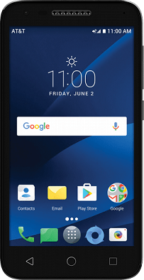 How To Unlock an AT&T ALCATEL IdealXCITE (5044R) by Unlock Code