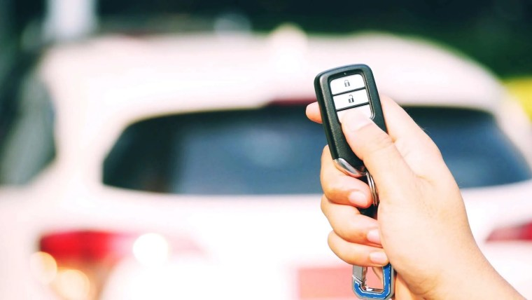 Electronic car door openers