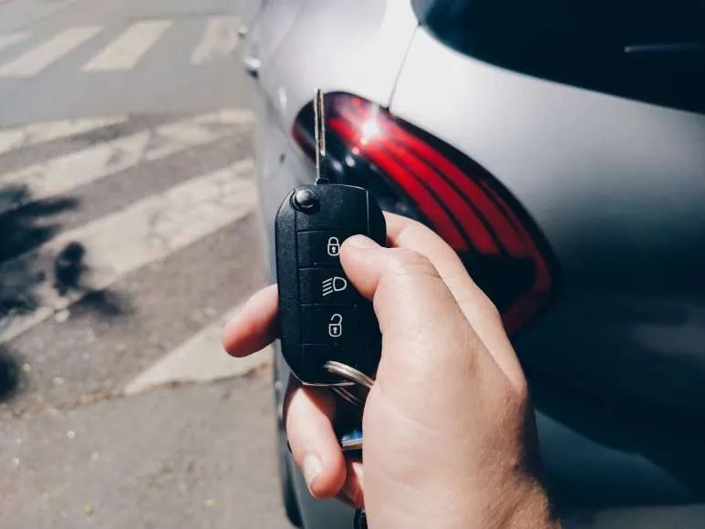 Car Key Ranges