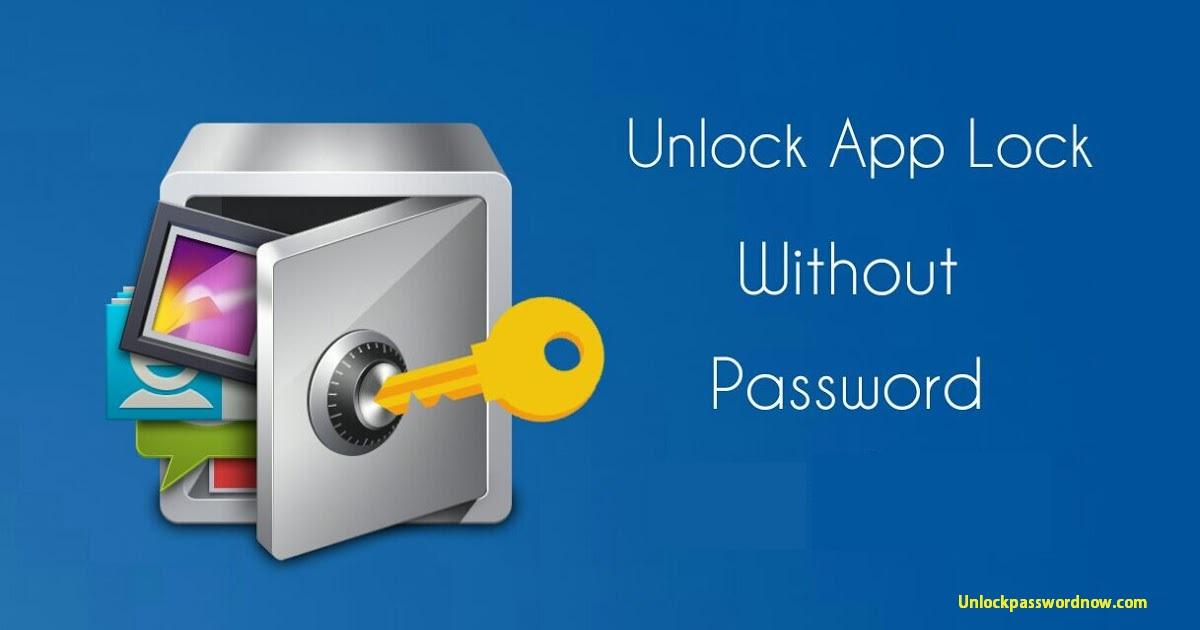 How to Unlock Applock