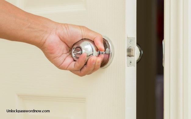 How to Unlock Door Lock without key