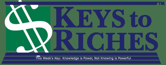Money Keys to Riches on UYWRadio