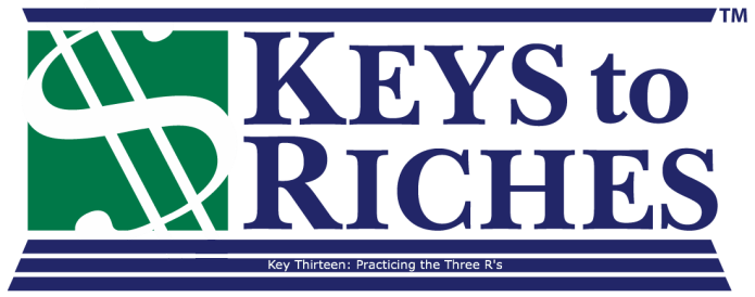 Keys to Riches This Week: Become a Voracious Reader