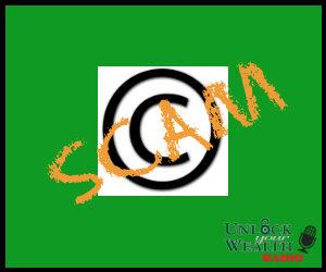 Copyright Scam
