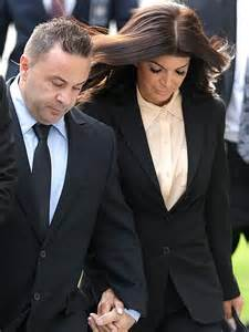 Teresa Giudice goes to prison