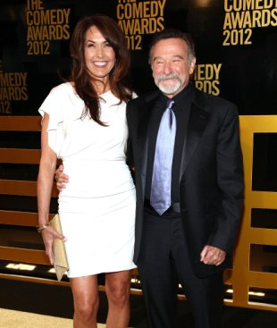Robin Williams's Widow and Three Kids Feud Over Estate