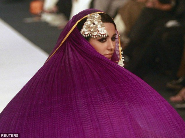 Top Supermodel in Pakistan Charged with Money Laundering