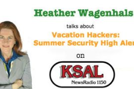 Heather Wagenhals on KSAL