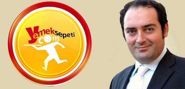 CEO of Yemeksepeti