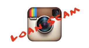 Instagram Loan Scam