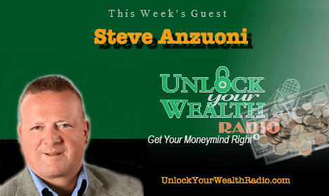 Steve Anzuoni on UYWRadio