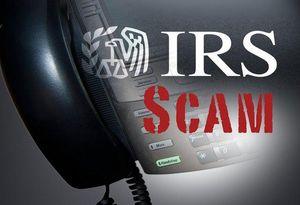 WARNING: IRS Will Not Call People Demanding Money