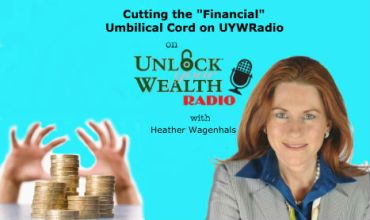 Heather Wagenhals Helps Parents Cut the Financial Umbilical Cord