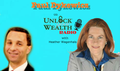 Get Out of Debt with Paul Dykewicz on Unlock Your Wealth Radio