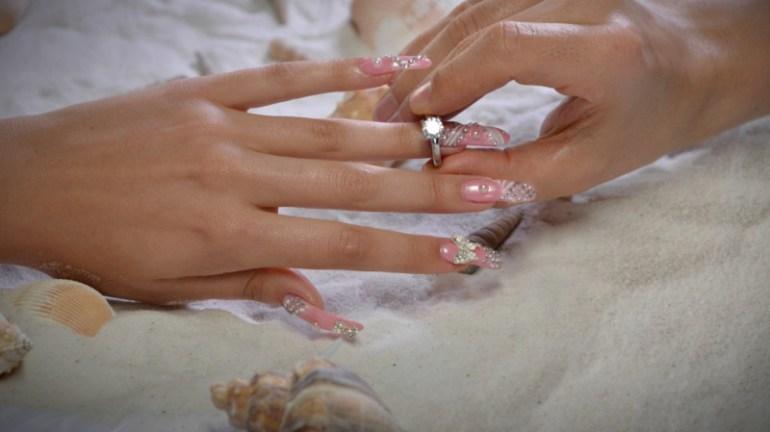 Most Expensive Diamond Manicure