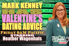 Valentines Day Date Ideas Featuring Mark Kenney Show Card