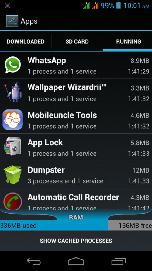 Bypass Applock and other android lock softwares easily