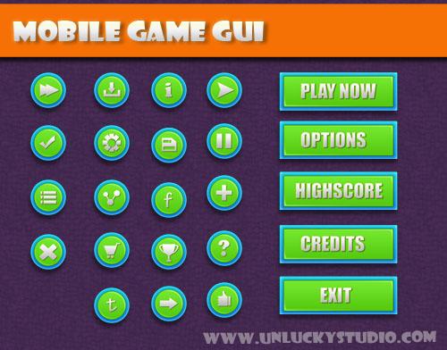 Free Game GUI