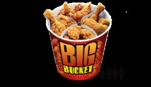 big bucket kfc