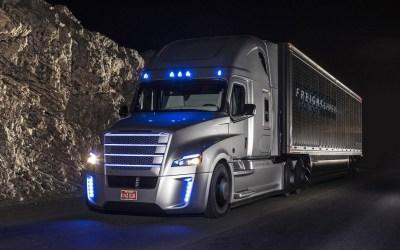 Autonomous Freight Truck in the U.S.