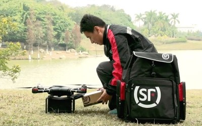 500 Drone Deliveries a Day – Drone Delivery Services Booming in China
