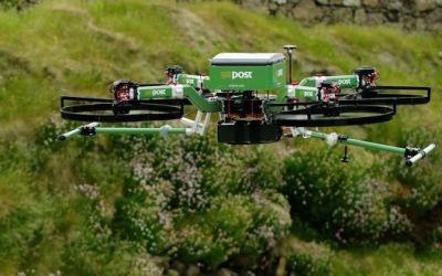 Irish Post Delivery Drone?