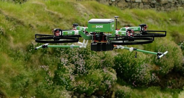 Irish Post Delivery Drone?