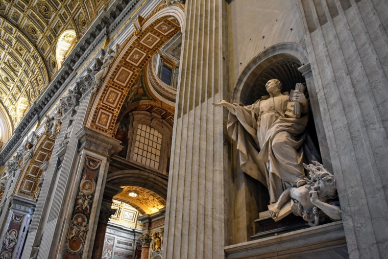 Historical Highlights of Rome - st. peter's basilica