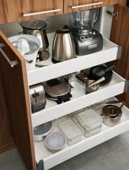 deshazte de los pequeños electrodomésticos que estén rotos o no uses.