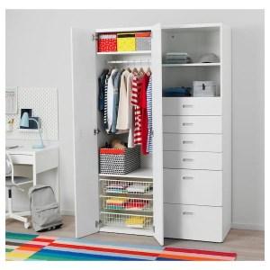 Cómo debes de ordenar el armario de los niños