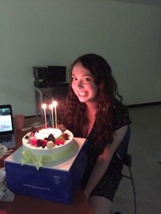 23rd Birthday in Korea