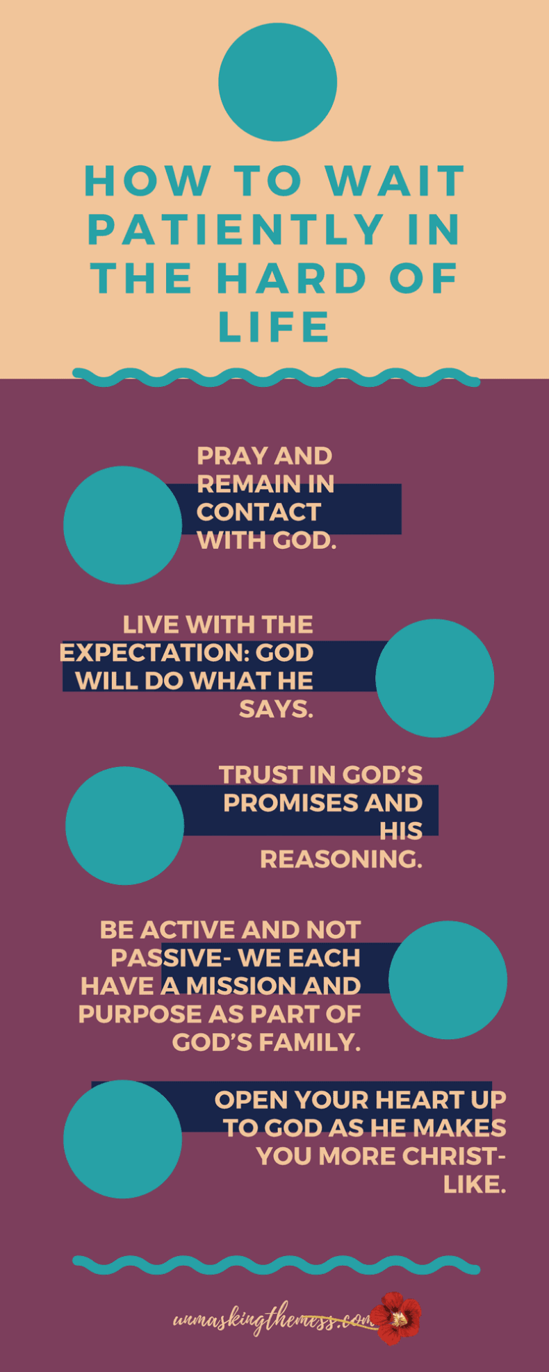 How to Wait Well in the Hard of Life. We want to run ahead of God so many times. We can only be truly effective when we learn to trust God when we're waiting for answers. #patiently #waitingonGod #tiredofwaiting #waitinginfaith #Jesus