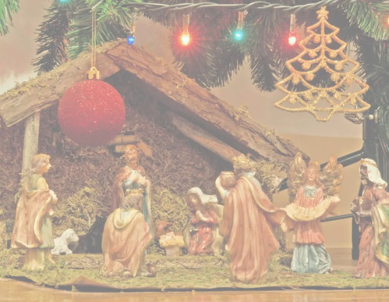 Merry Christmas from Unmasking the Mess. Christmas Prayer #prayer #christmasprayer #jesus