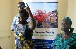 unmiss south sudan eastern equatoria women leadership conflict prevention