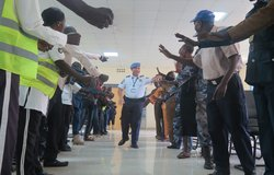 unmiss south sudan unpol training torit