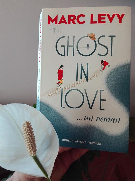 Chronique du roman : GHOST IN LOVE