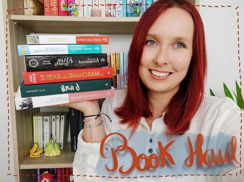Book haul – Les derniers livres qui ont rejoint ma PAL!
