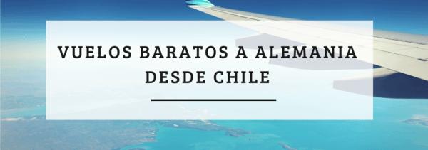 vuelos baratos alemania chile