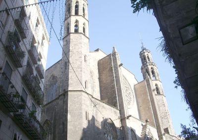 Barcelona Medieval (Grupo de 15 Personas)