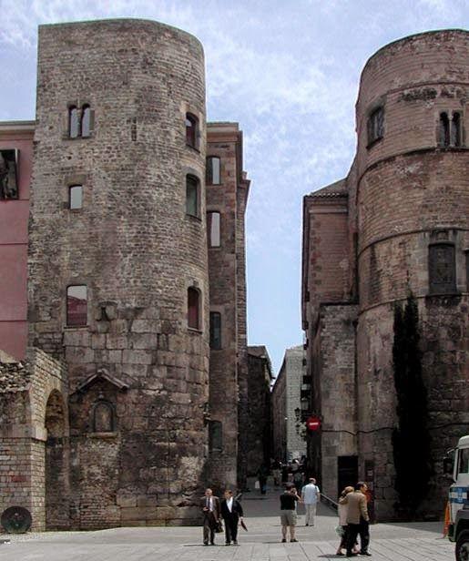 Curiosidades de la Barcelona Romana