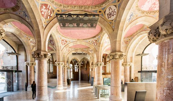 10 Maravillas Modernistas de Barcelona que no son de Gaudí