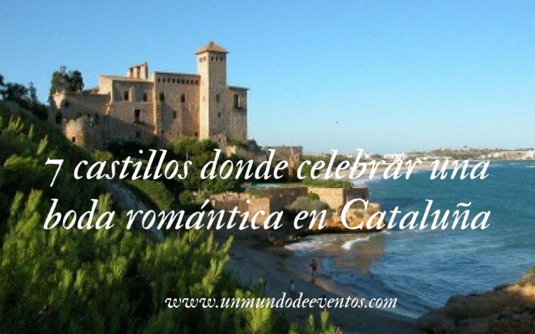 7 castillos de Cataluña donde celebrar una boda romántica