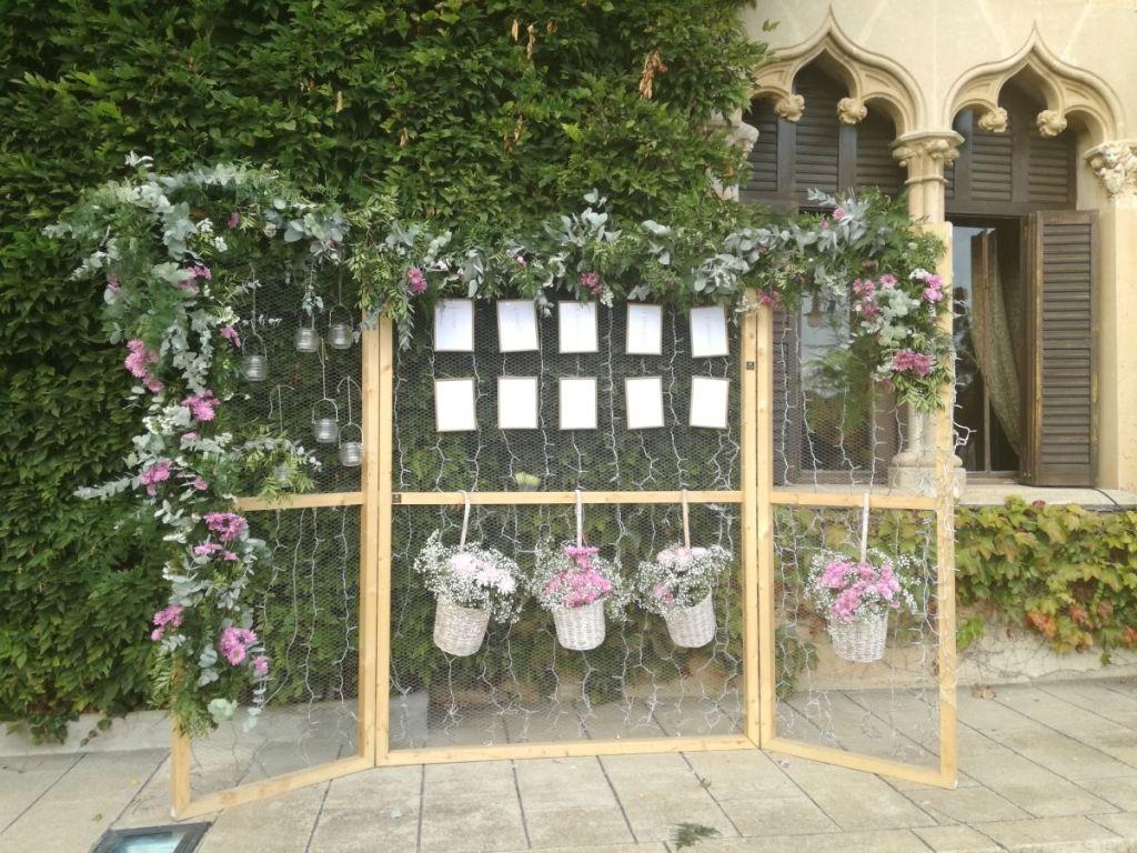 Un Mundo de Eventos-Coordinación boda