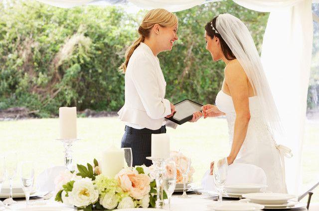 En qué consiste la coordinación de una boda