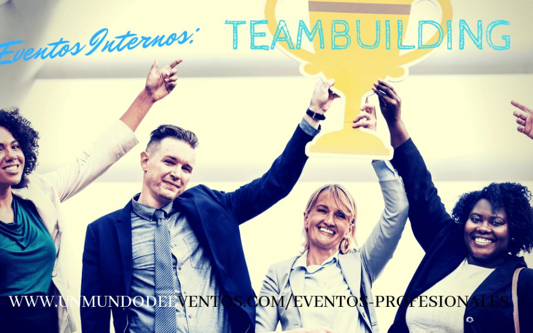 Eventos internos: Teambuilding